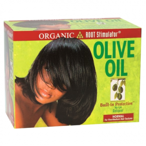 Olive Oil NoLye Relaxer System
